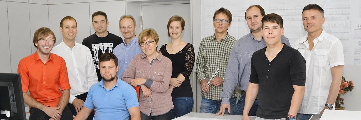 Ein starkes Team in Zwickau, Chemnitz, Plauen und Umgebung.